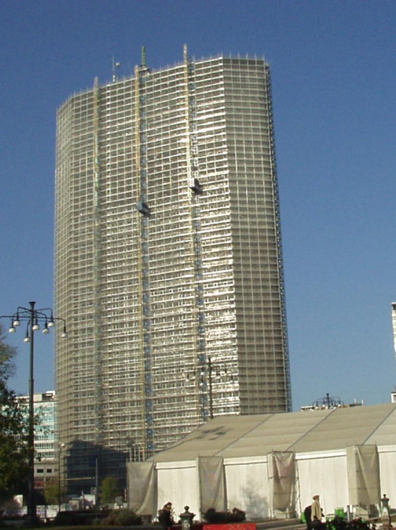 Engeco srl parte attiva nel restauro di edifici monumentali